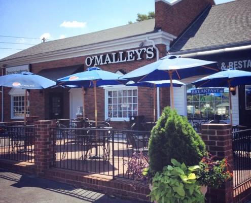 Kris Whitenack at O'Malley's Pub Raleigh