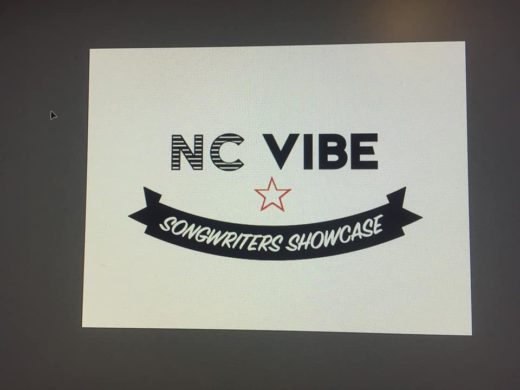 Kris Whitenack plays NC Vibe Songwriter Showcase - 6/29